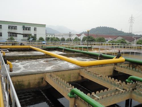 乳业废水治理项目