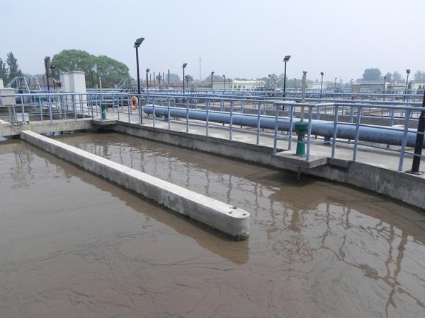 献县污水处理厂
